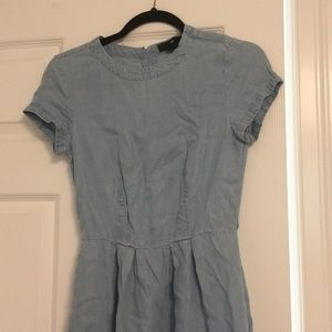 H&M Dresses - Denim dress